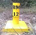 Pengukuran Patok Bench Mark (GPS)