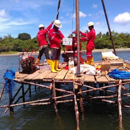 Pt Bumi Indonesia Jasa Soil Test Bor Spt Bor Geoteknik Jasa Sondir Soil Test Topography Borpile Pancang Dan Pengeboran Terpercaya