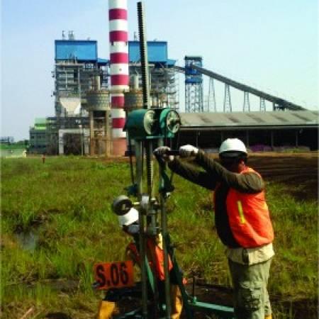 Jasa Sondir Soil Test Topography Borpile Pancang Dan Pengeboran Terpercaya