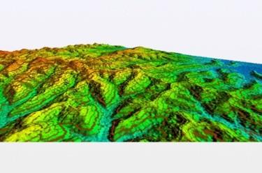 Jasa Pemetaan Topografi dengan Teknologi Tidar meliputi :