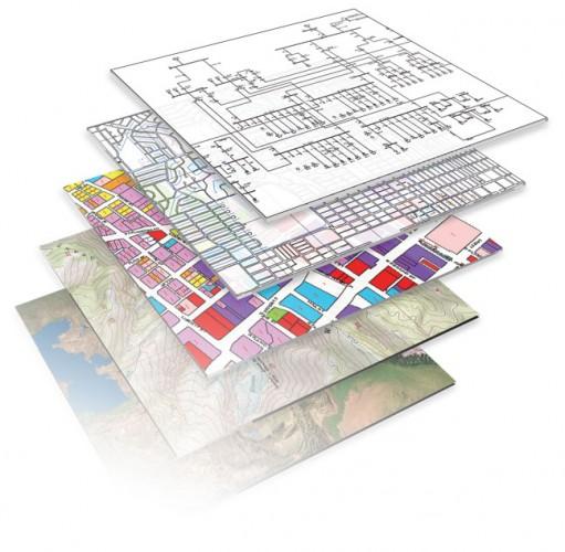 Jasa Pembangunan SIG /GIS meliputi: