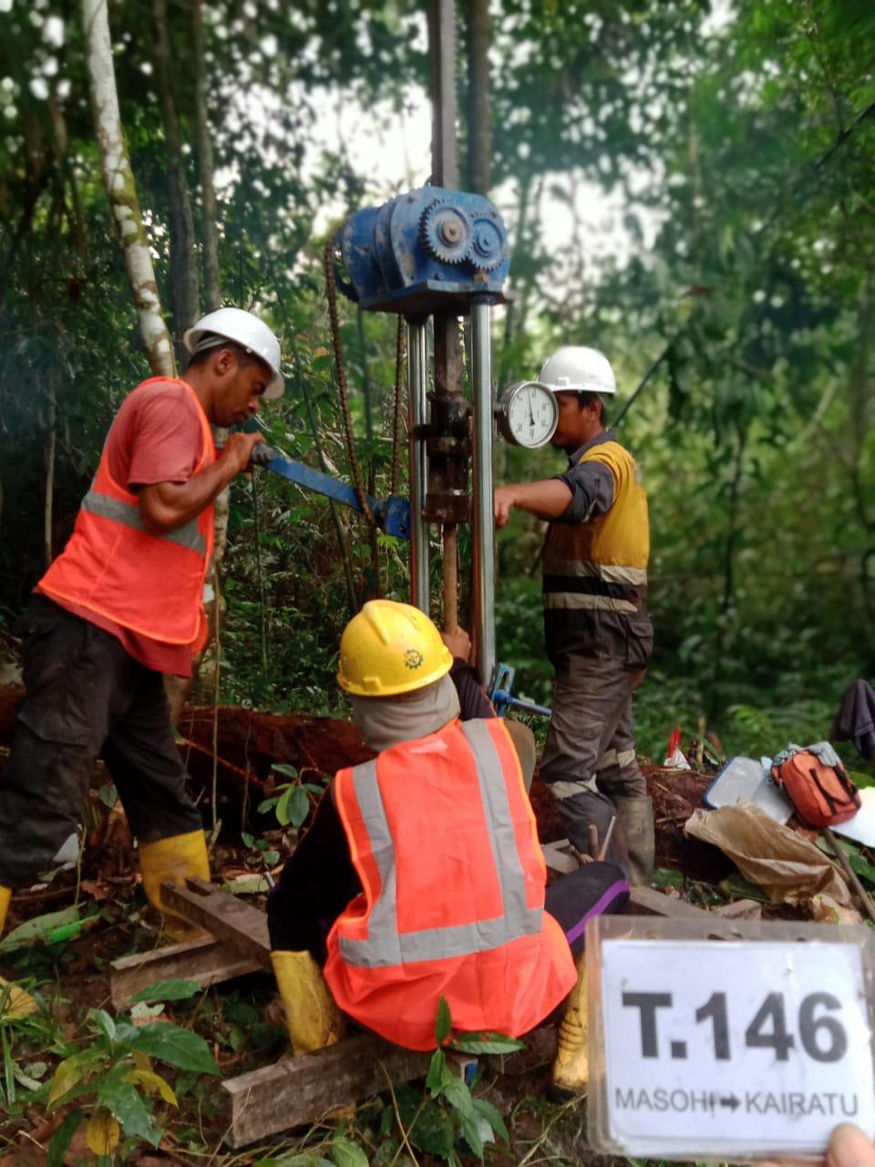 PT. BUMI INDONESIA melayani jasa sondir  dan Bor SPT keseluruh wilayah Indonesia